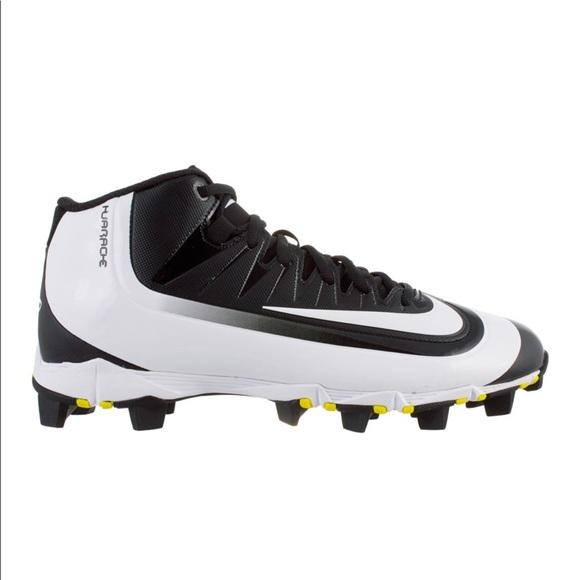 Nike Kids' Huarache Baseball Cleats. Size 3.5.